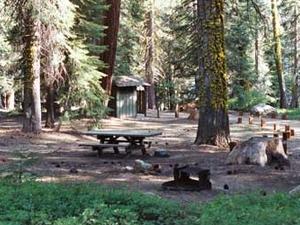 Billy Creek Campground superior