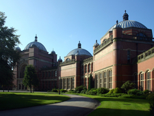 Birmingham University Chancellors Court