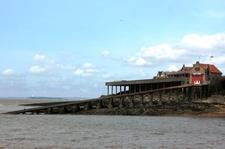 Birnbeck Pier Lifeboat Station