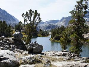 Obispo Pass Trail