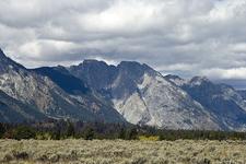 Bivouac Peak - Grand Tetons - Wyoming - USA