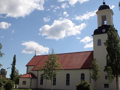 Bjurholm Church