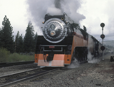 Train At Black Butte