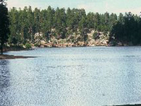 Black Canyon Lake