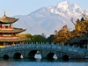 Black Dragon Pool Park Pavilion - Yunnan Lijiang