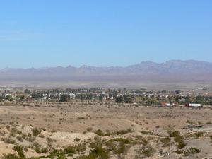 Black Mountains (Arizona)