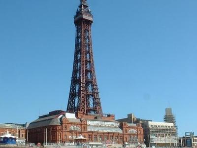 Blackpool Tower  Owlof Doom