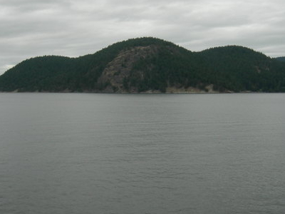 Blakely  Island From  Thatcher