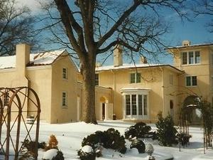 Blandwood Mansion & Gardens