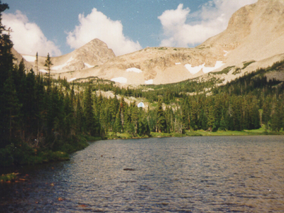 Blue Lake Trail