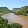 Blue Nile Gorge In Ethiopia