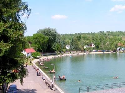 Bánk Lake Beach - Hungary