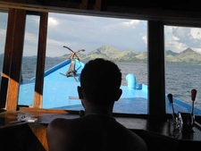 Boating In Flores Sea