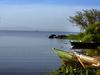 Boat Lake Victoria Kenya