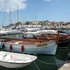 Boats At Cap Ferrat Harbour - Cote D'Azur