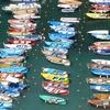 Boats At Vernazza