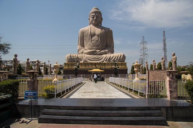 Buddhist Tour With Golden Triangle and Ajanta Ellora Photos