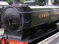 Bodmin E Wenford Ferroviária