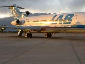 Cochabamba Jorge Wilstermann Intl.. Aeropuerto