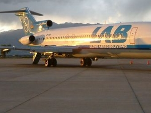 Cochabamba Jorge Wilstermann Intl. Aeroporto