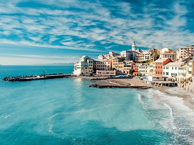 Bogliasco Fishing Village - Genoa