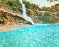 Bohol - Waterfall