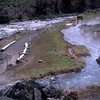 Boiling River - Yellowstone - USA
