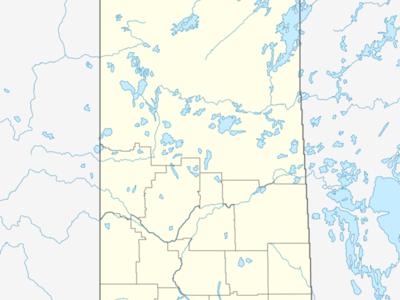 Bone Creek No. 108 Saskatchewan Is Located In Saskatchewan