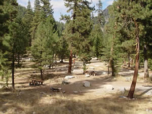Bonneville Campground