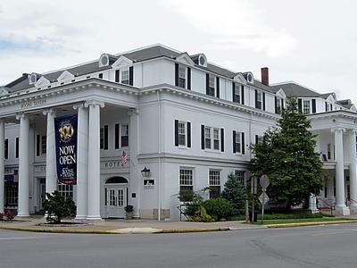 Boone Tavern Berea
