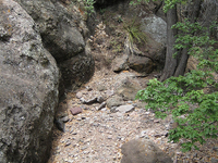 Boot Canyon Trail