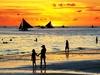 Boracay Island Sunset