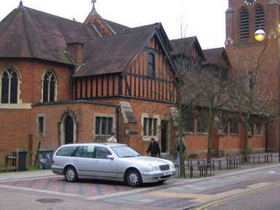 Borehamwood   All  Saints  Church