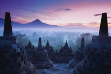 Borobudur Temple - Yogyakarta