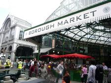 View Of Borough Market