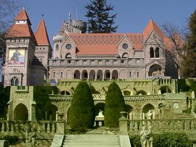 Bory Castle, Székesfehérvár