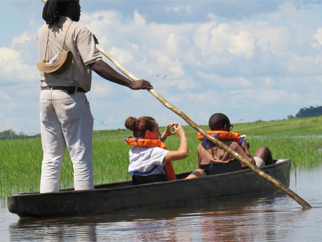 Mokoro Excursion Chobe Kasane Photos