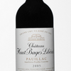 Bottle Of Chateau Haut Bages Liberal