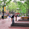 Boulder CO - View Pearl Street Mall
