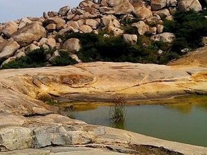 Bouldering Trail at Kolar