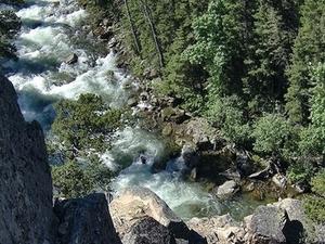 Boulder río