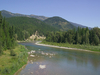Boundary Trail  West - Glacier - Montana - United States