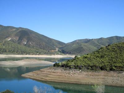 Bouquet Reservoir