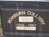 Bowburn  Colliery  Tub