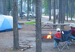 Bowman Campground