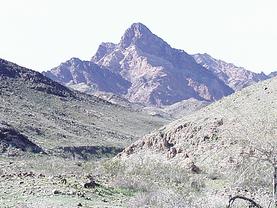 Bradshaw Trail 216