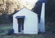 Branch Creek Hut