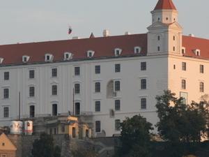 El Castillo de Bratislava