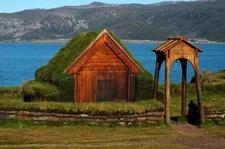 Brattahlíð Church
