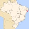 Brazil State Alagoas